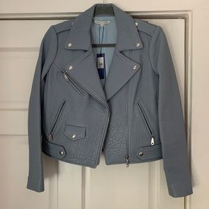 Rebecca Minkoff - Wes Moto Leather Jacket